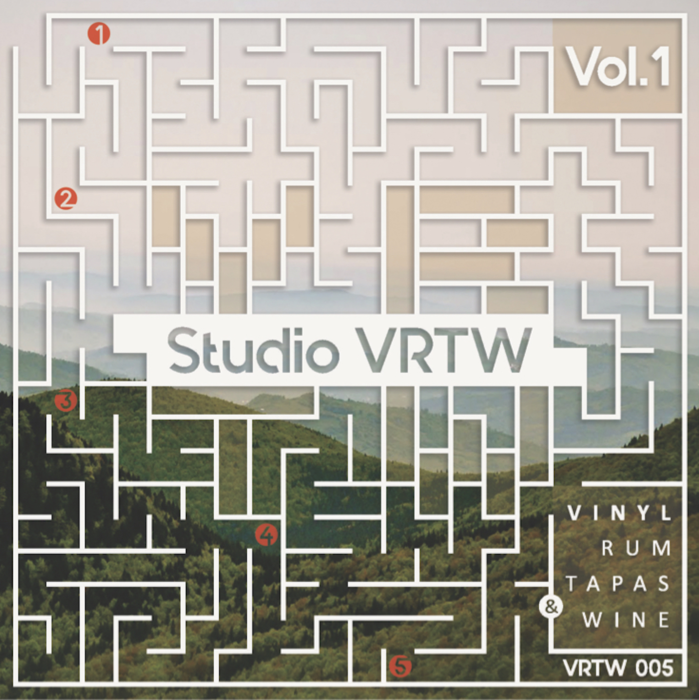 Studio VRTW, a compilation series