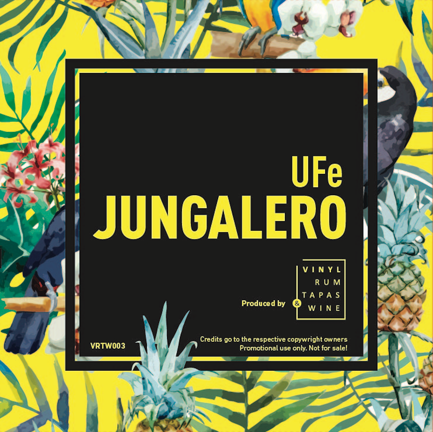 New mix released: Jungalero